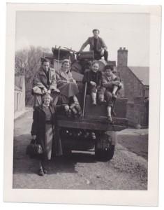 Kinloch Players, 1950