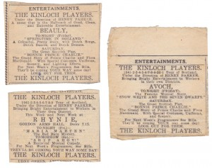 publicity clippings